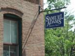 sam adams boston brewery