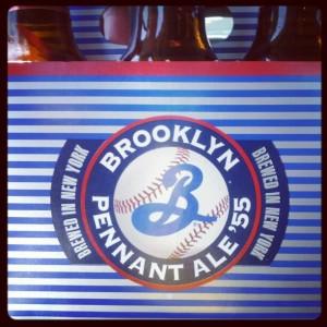 Brooklyn Brewery Pennant Ale
