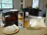Homebrewing Franklin IPA Ingredients