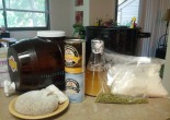 Homebrewing Franklin IPA Ingredients