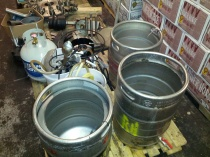River Horse Homebrewing set up