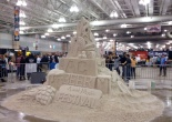 AC Beerfest sand castle