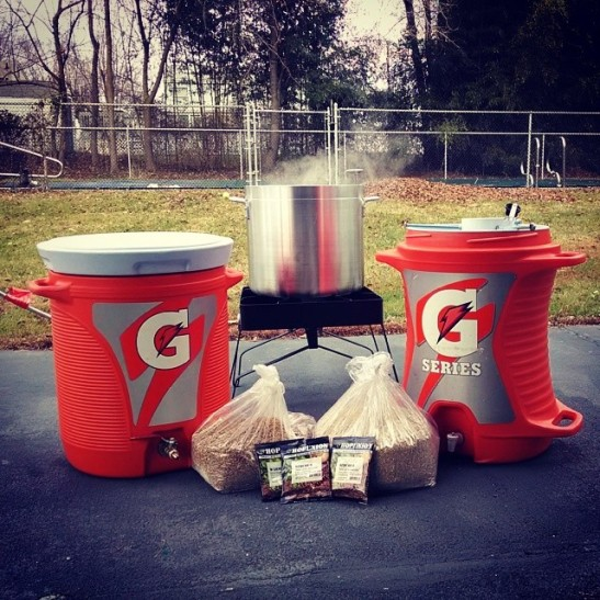 All Grain Homebrewing