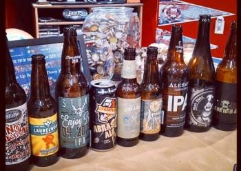 Craft Beer Line Up